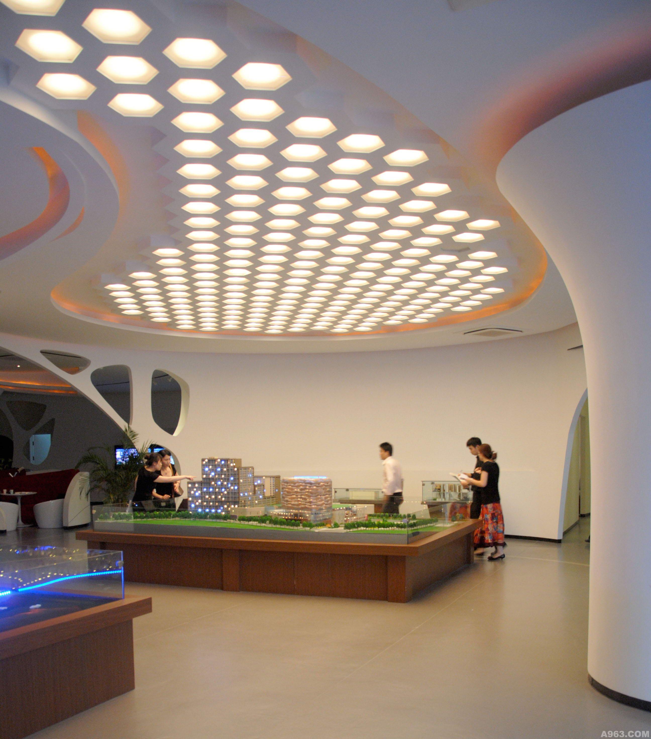 青岛大拇指---照明设计 - 光环境设计 - 深圳室内设计