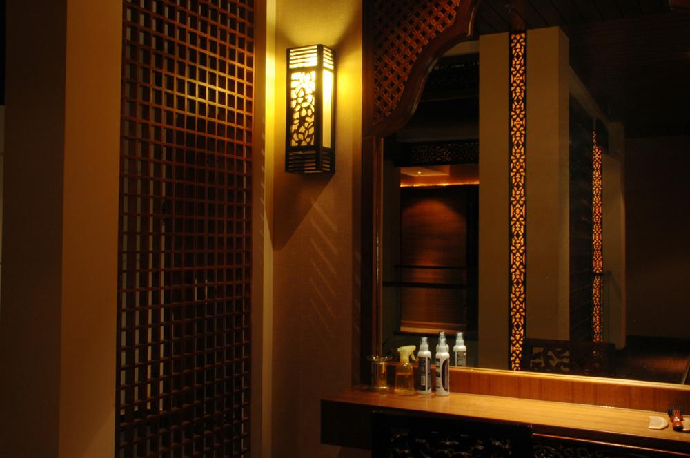 美容spa养生馆--《纯真香薰spa》柠溪店 - 会所设计