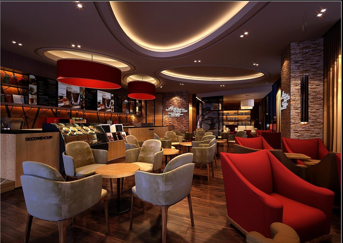 设计:杨枝成阅读:440次类别:餐饮空间 色彩的搭配,灯光的塑造,加上
