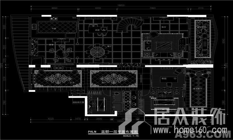 > 深圳市居众装饰设计工程有限公司作品