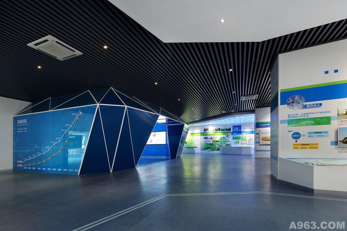 吉安市城市规划展示馆