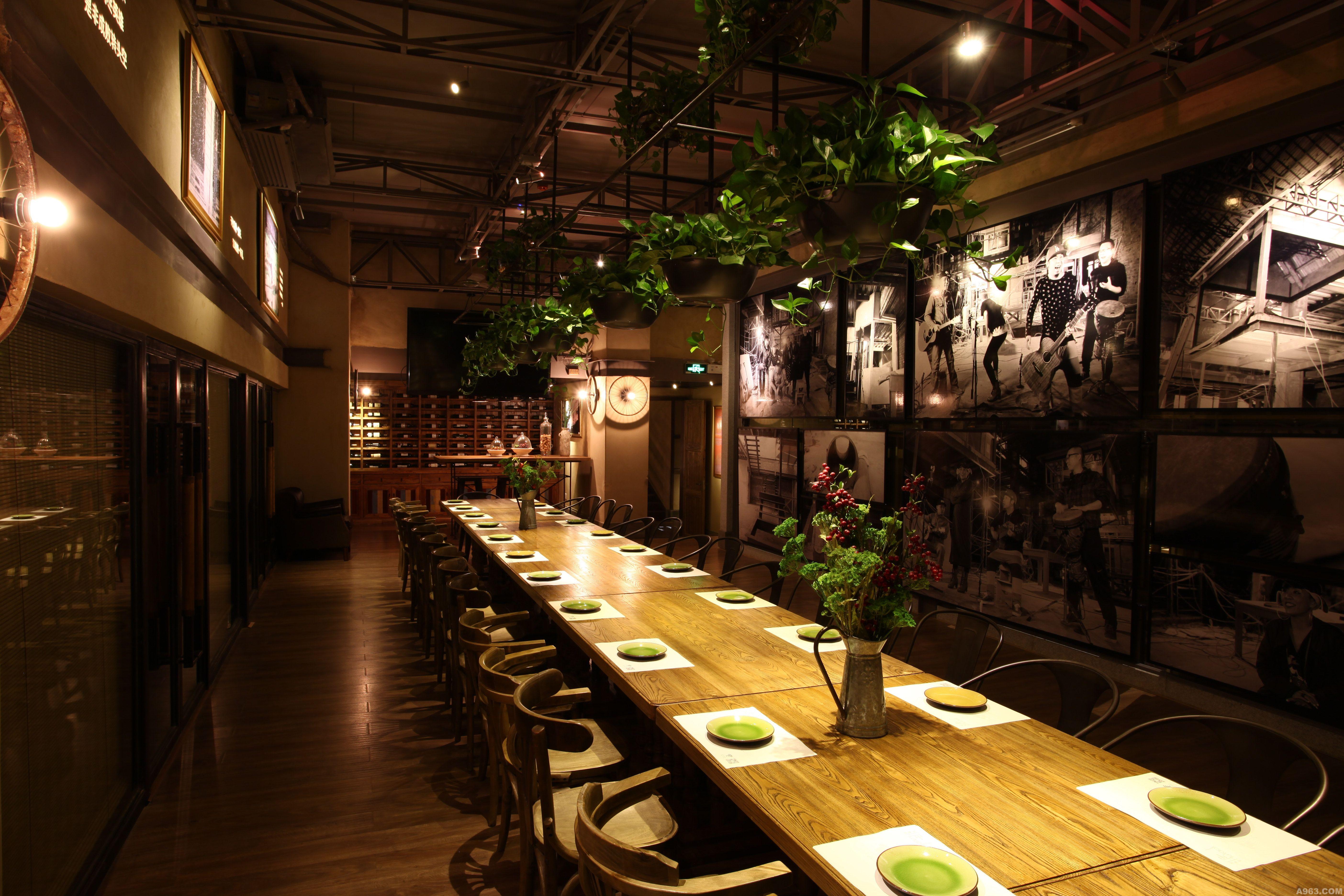胡桃里音乐餐厅 - 餐饮空间 - 第11页 - 广州合壹设计