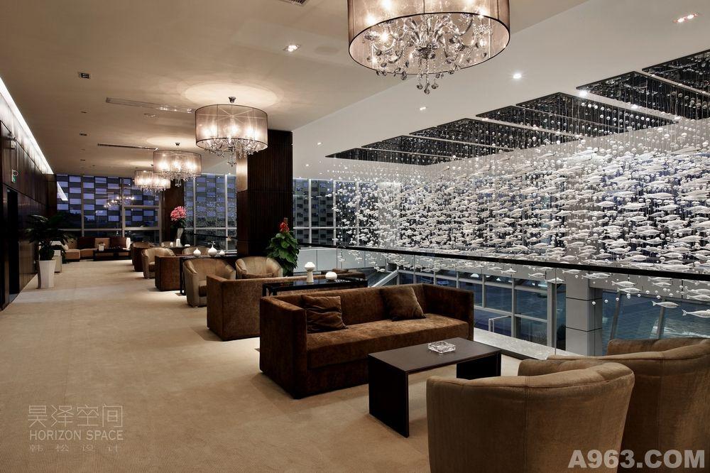 项目名称: 桂林花样年花样城售楼处   设计公司: 深圳市昊泽空间设计