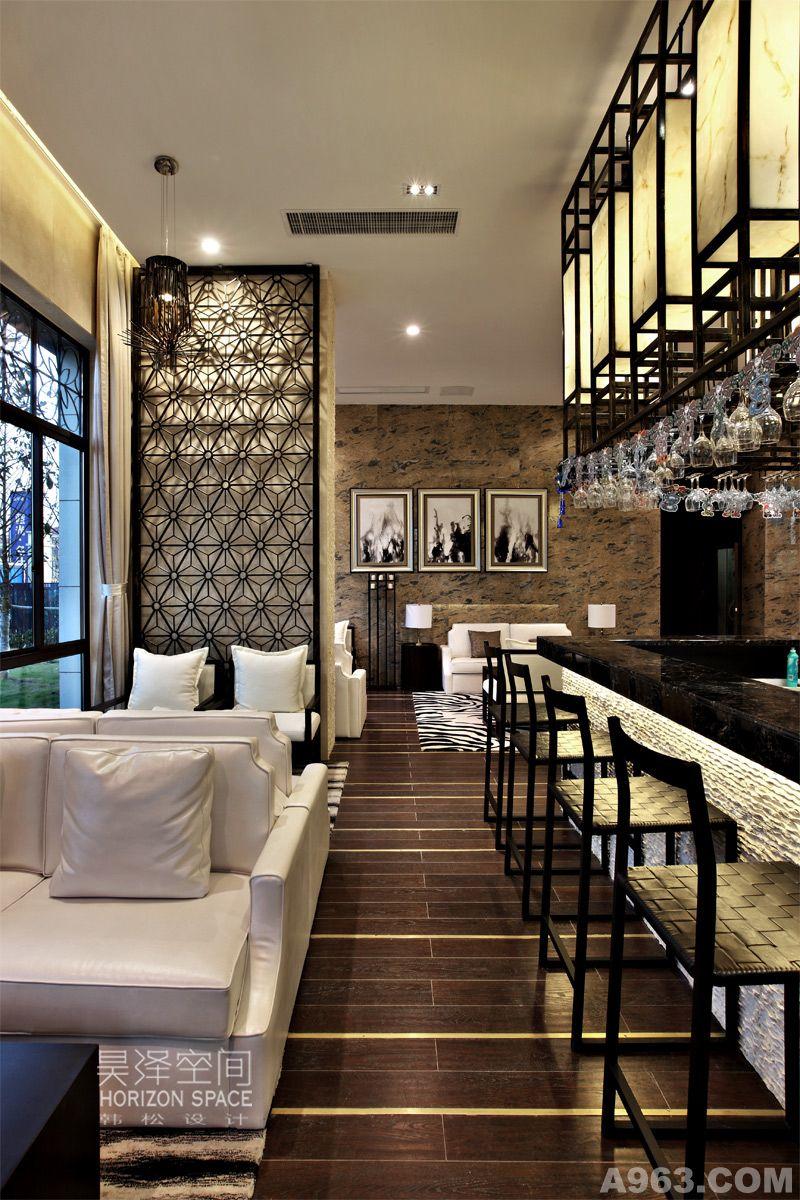 项目名称: 蓝光地产嘉兴名仕公馆售楼处   设计公司: 深圳市昊泽空间