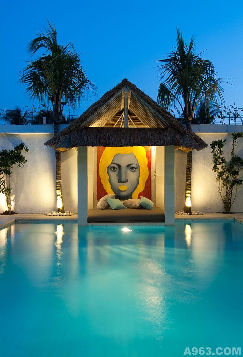 巴厘岛度假别墅