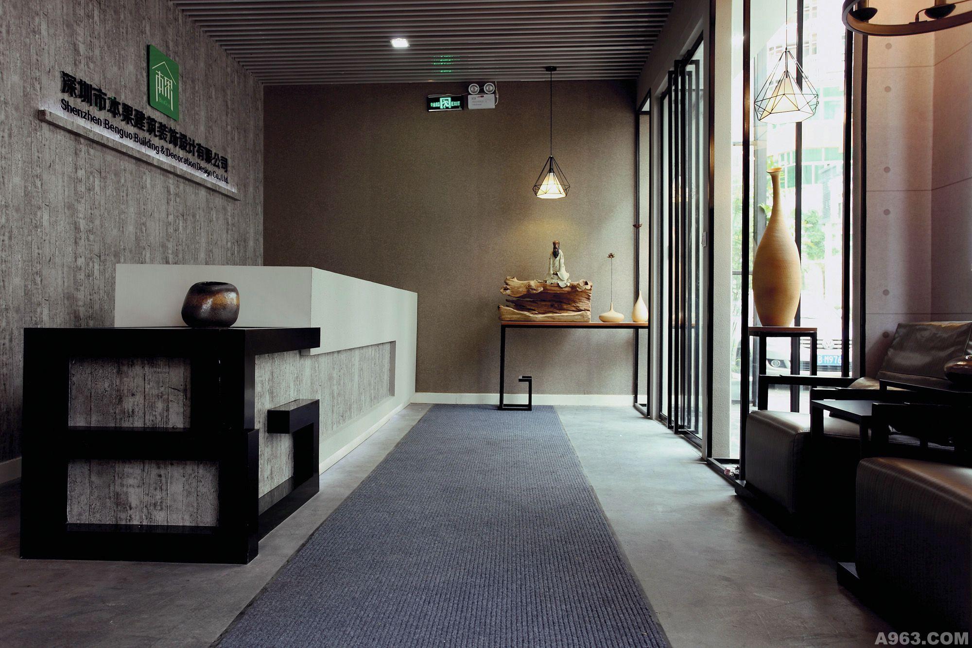 办公空间设计写字楼室内空间设计