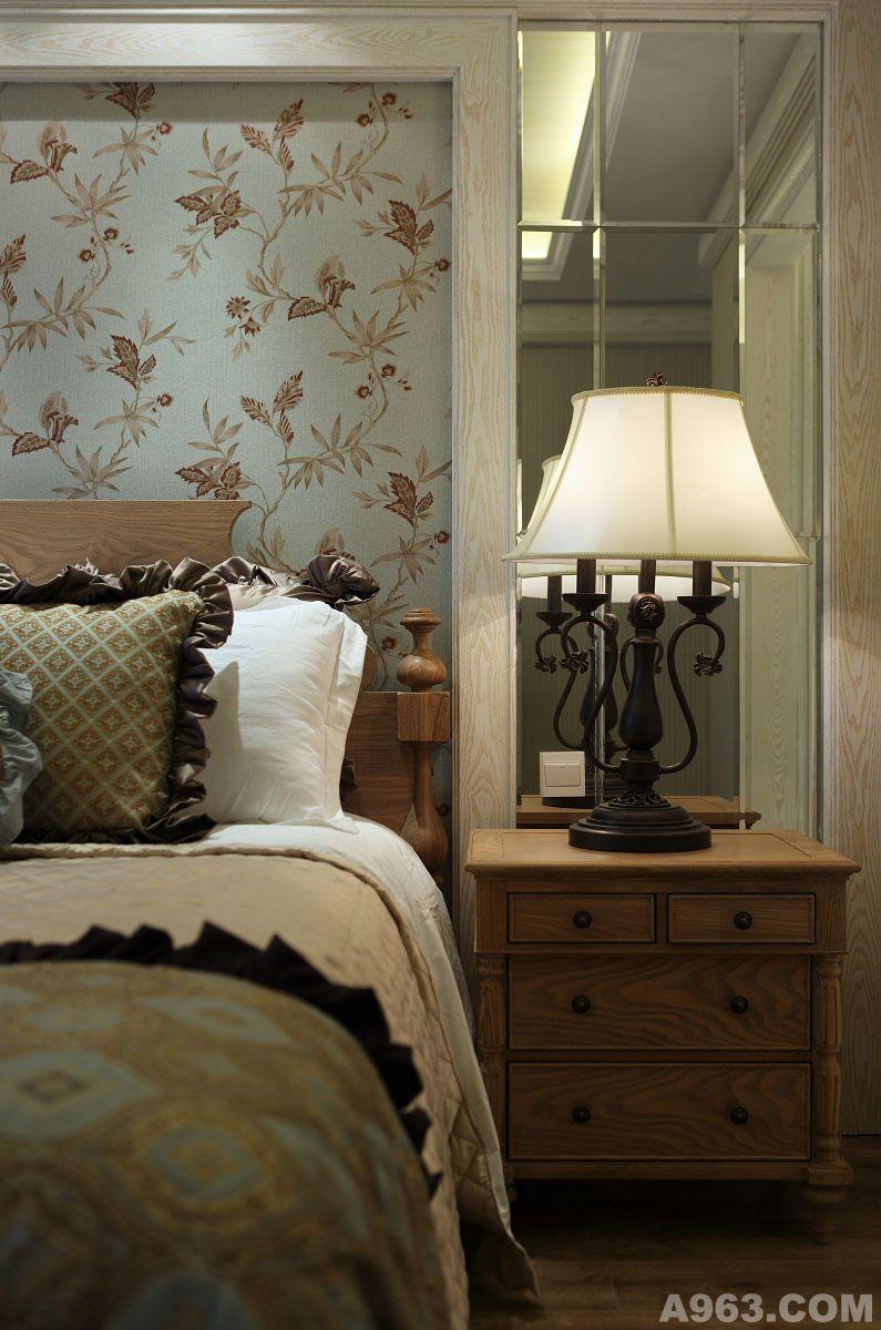 背景墙 床 房间 家居 家具 设计 卧室 卧室装修 现代 装修 795_1200