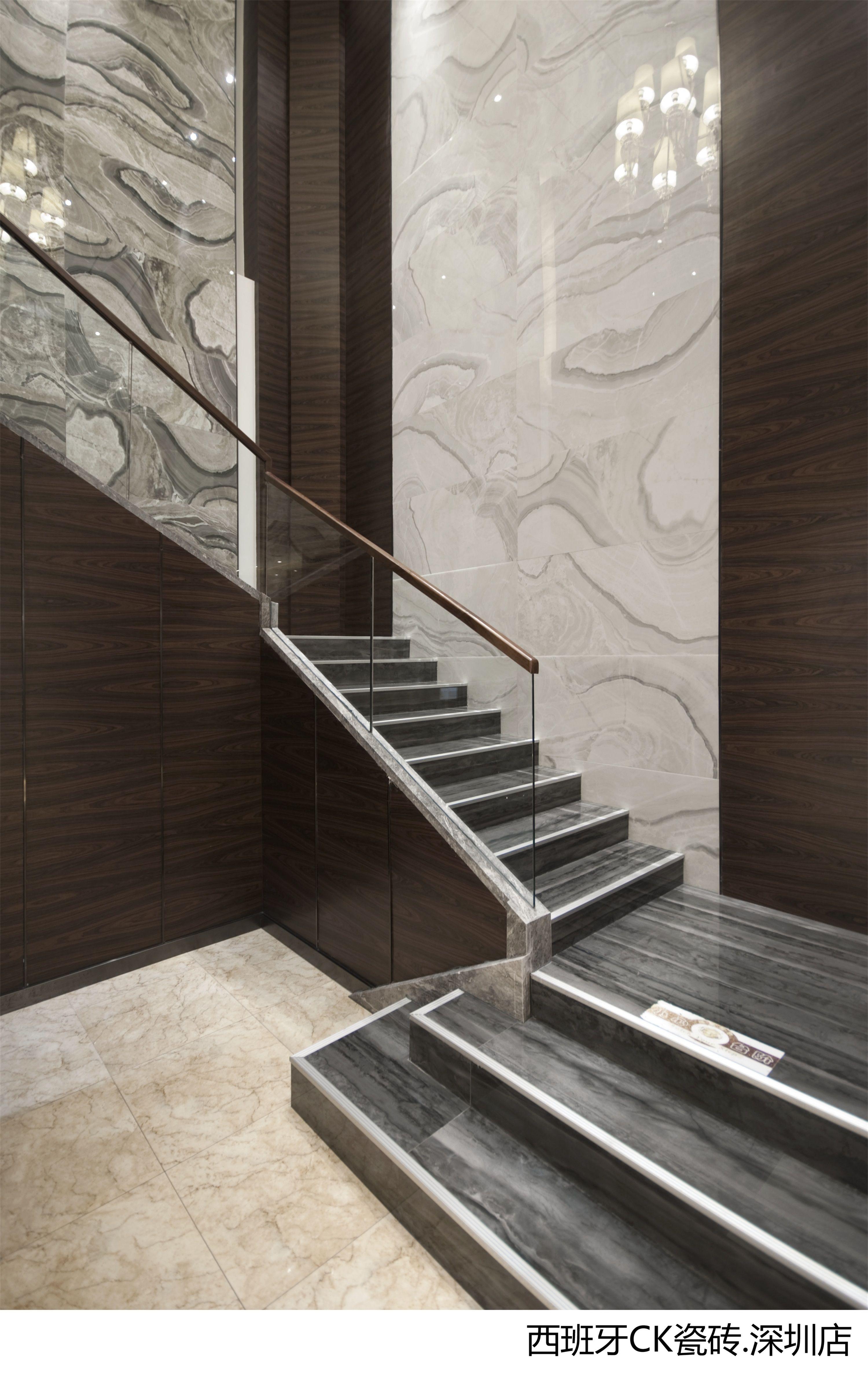 楼梯瓷砖地面雕花
