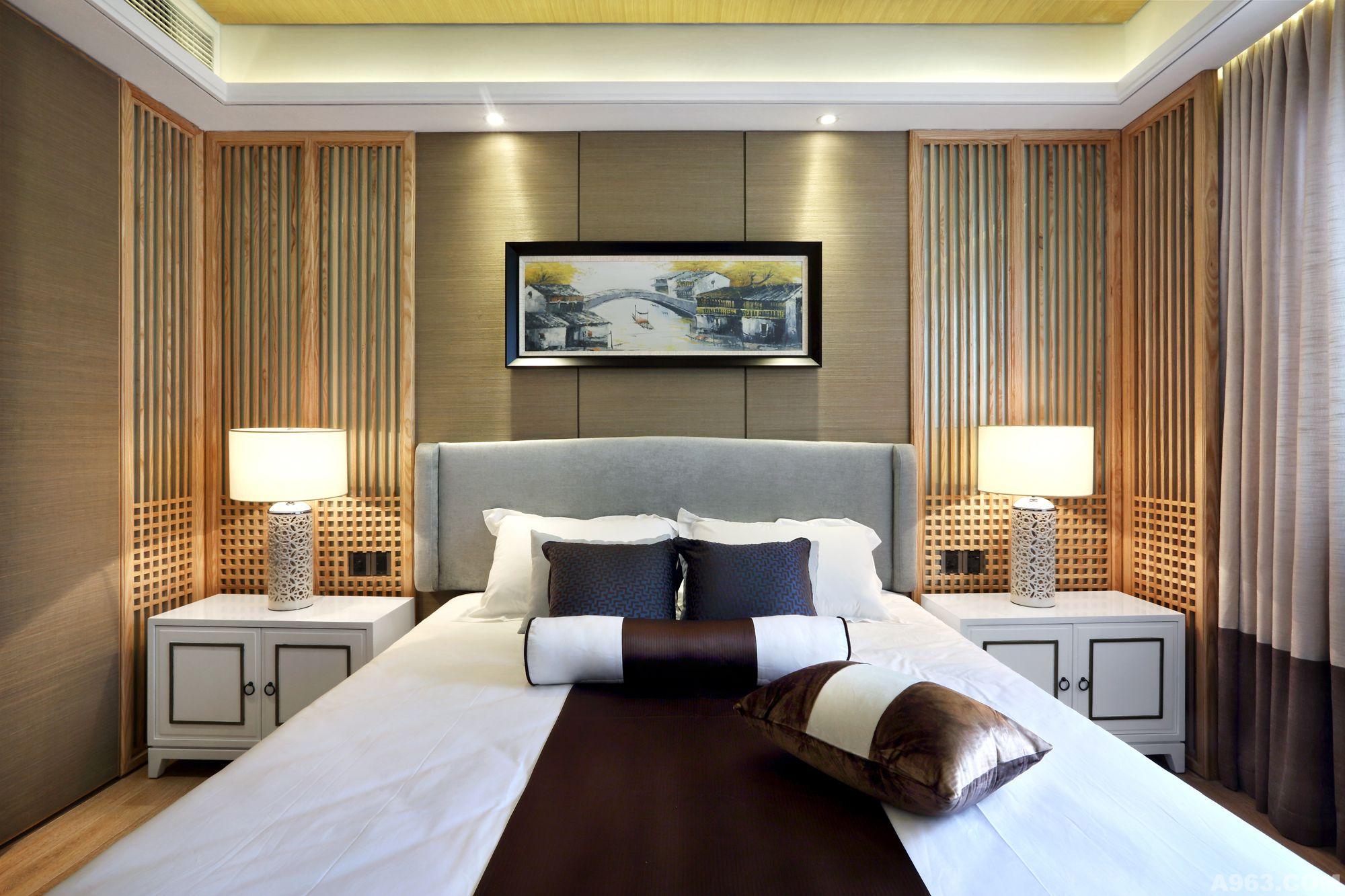中华室内设计网 作品中心 住宅空间 样板房 > 林冠成作品  项目名称