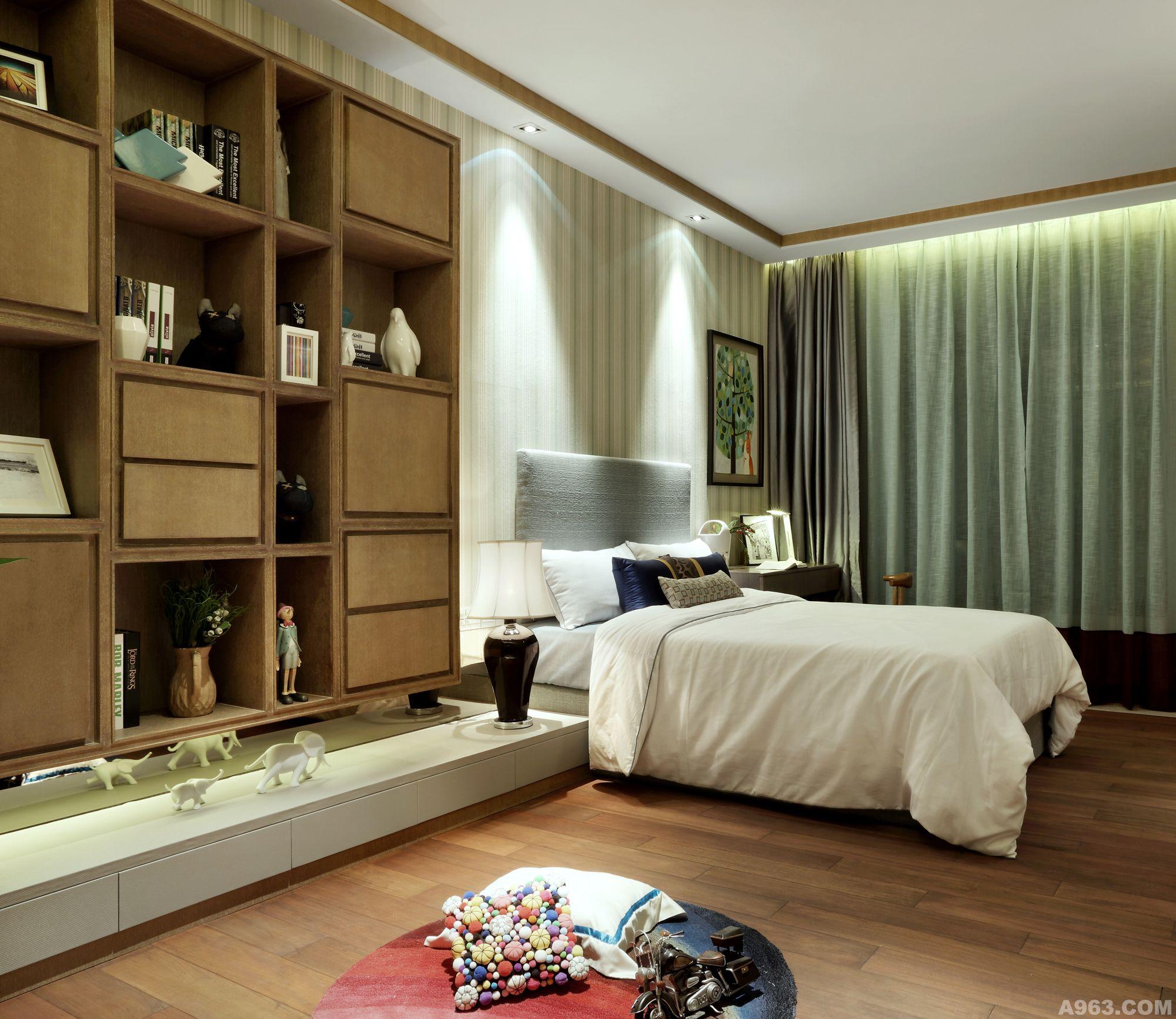 背景墙 房间 家居 起居室 设计 卧室 卧室装修 现代 装修 2000_1734