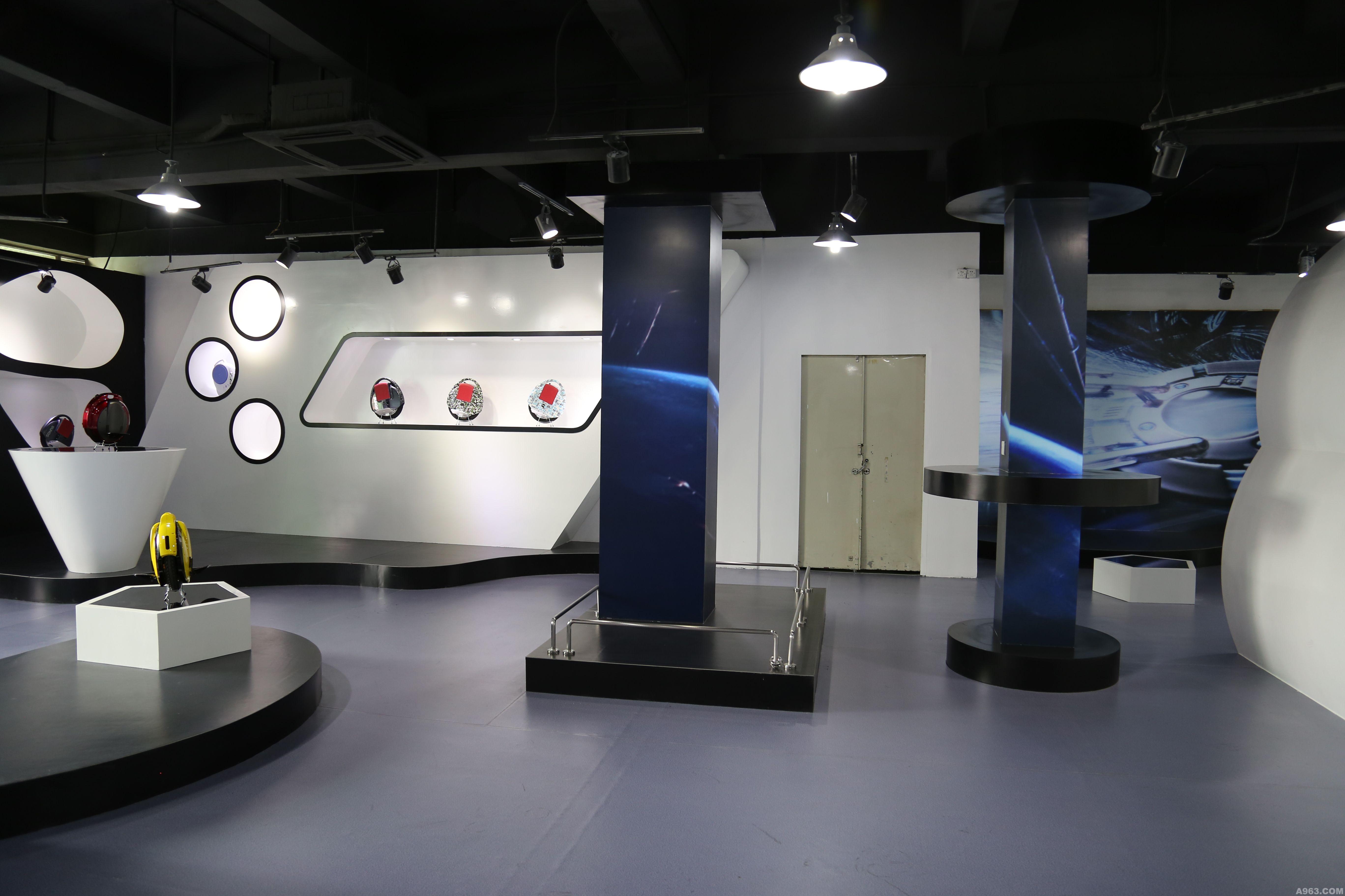 广东sunqs电子运动产品展示厅图片