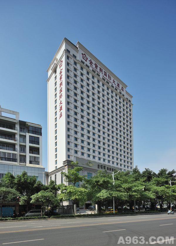 南宁金紫荆国际大酒店设计
