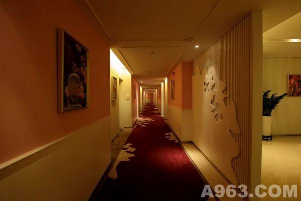 埃素灯光设计--咕咕钟酒店
