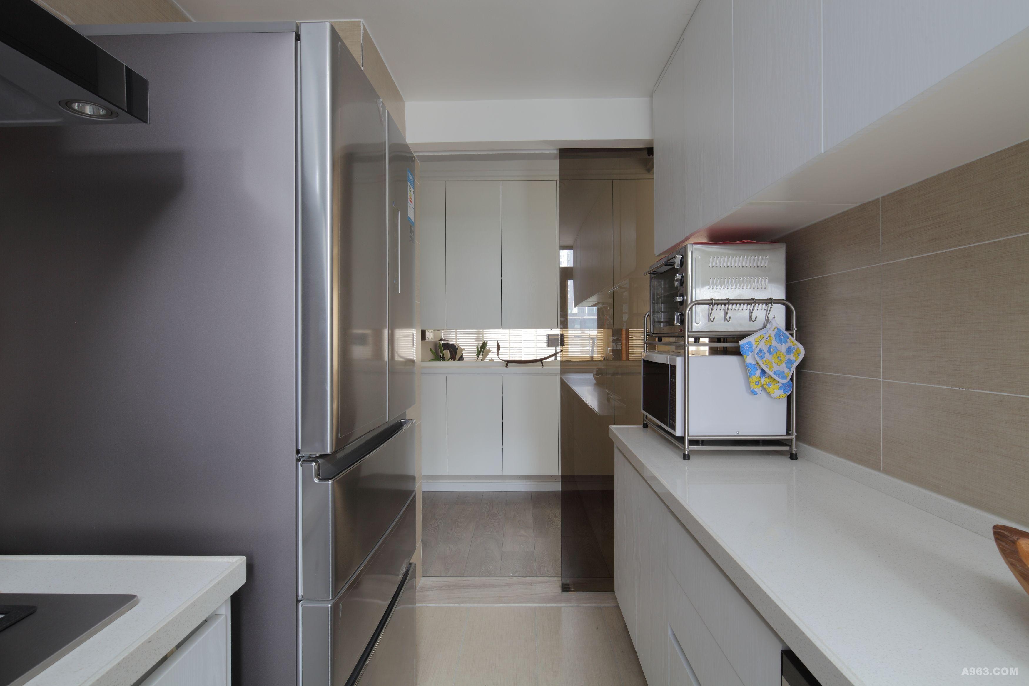 极简无双 - 样板房 - 第3页 - 木子仁室内装饰设计