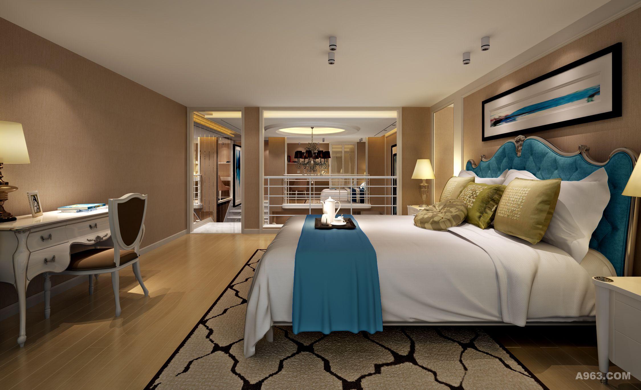 深圳海大公寓设计说明