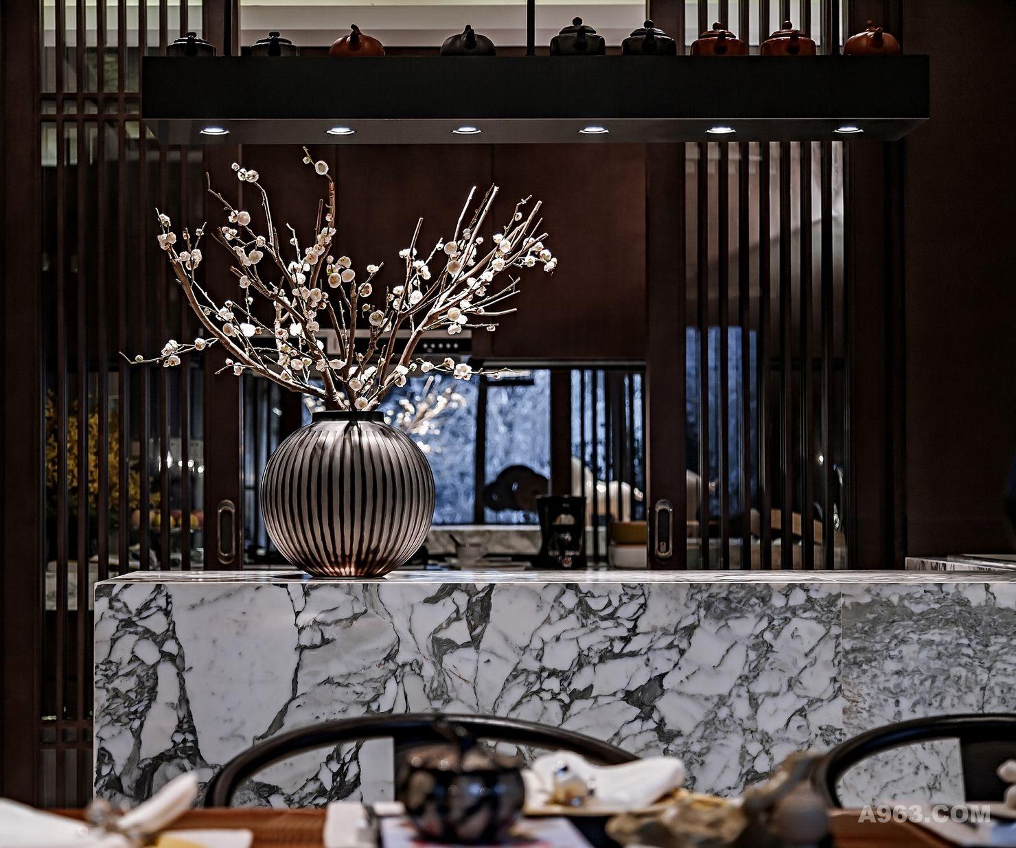 002餐厅吧台