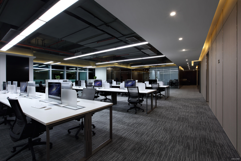 南山办公空间设计实景案例赏析