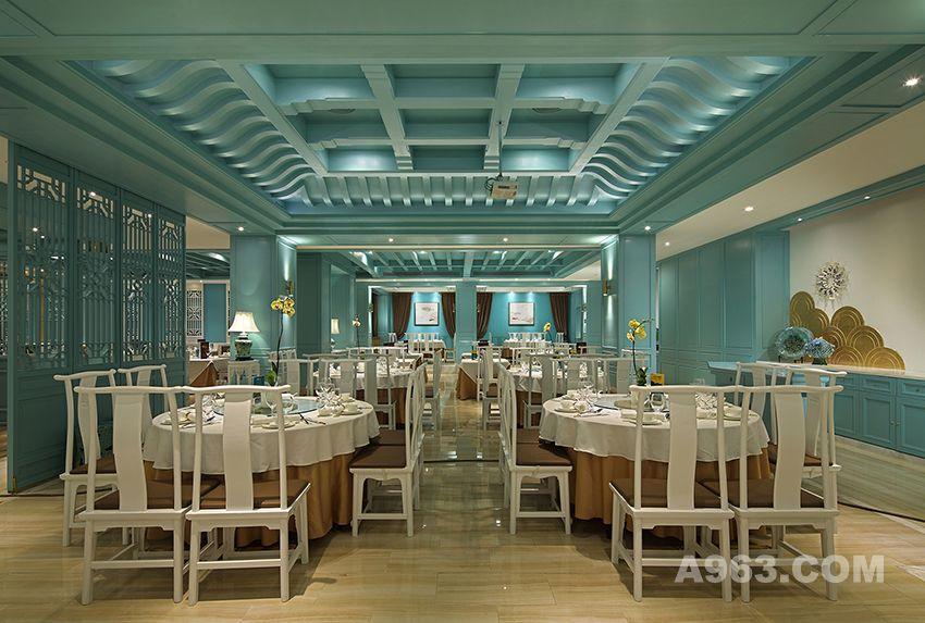 关  键  词:深圳越明年餐厅,餐厅设计,现代中式风格设计,欢乐盛开ktv