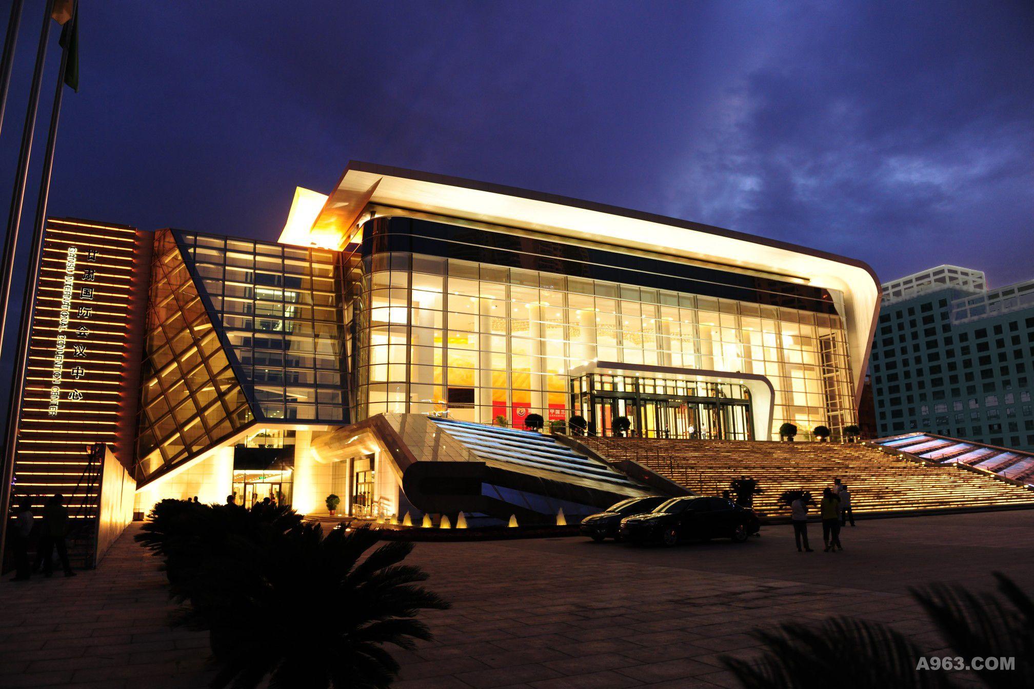 甘肃大剧院 - 建筑 - 第2页 - 郭杰设计作品案例