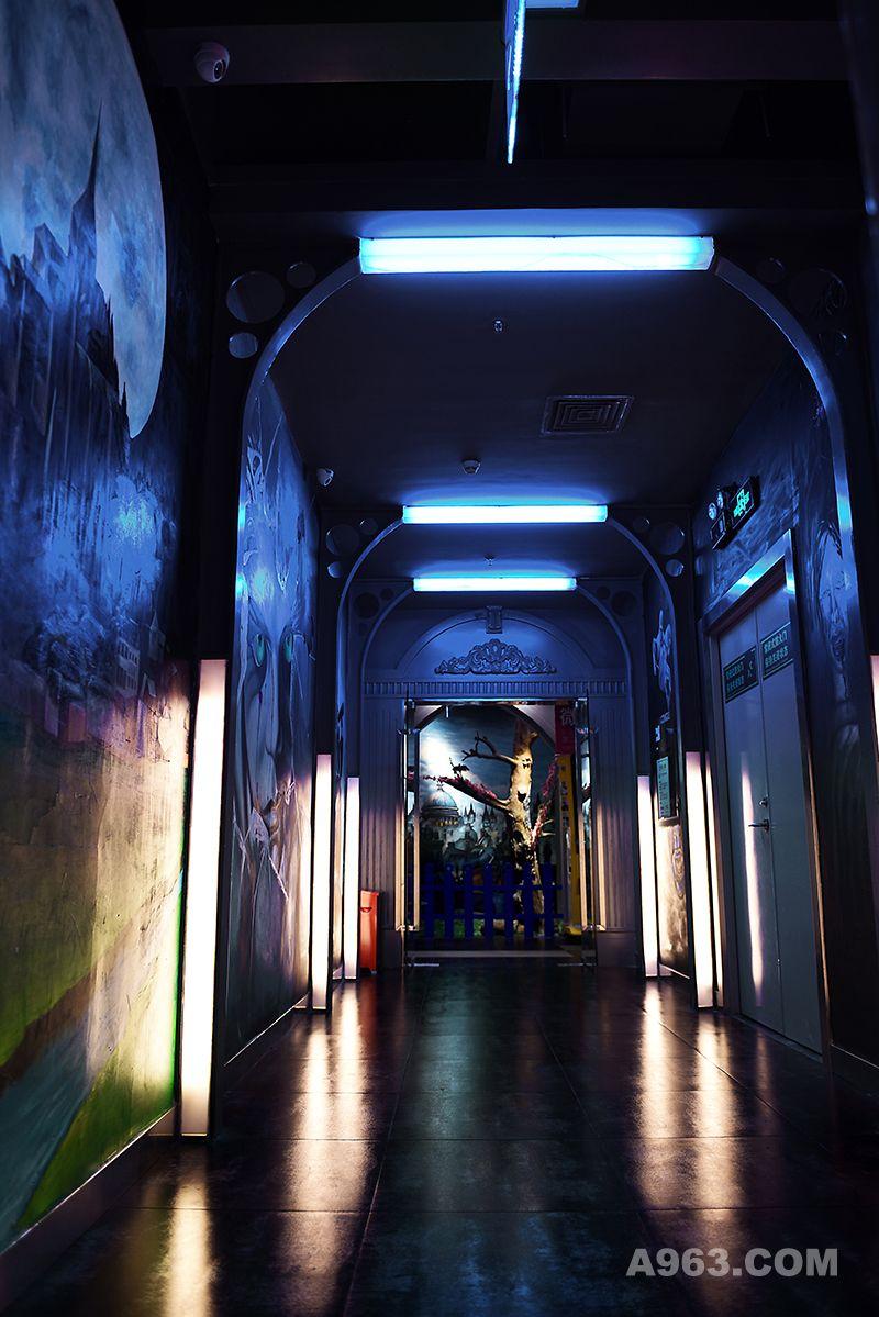 深圳市蓝堡室内密室攻略逃脱-娱乐空间-陈宏开真人夜市杭州图片