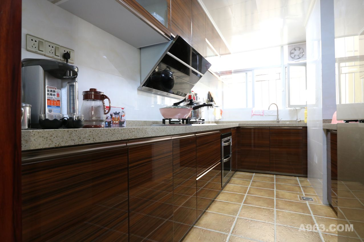 厨房ps彩屏素材