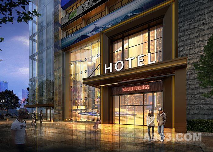 酒店设计(酒店外观)