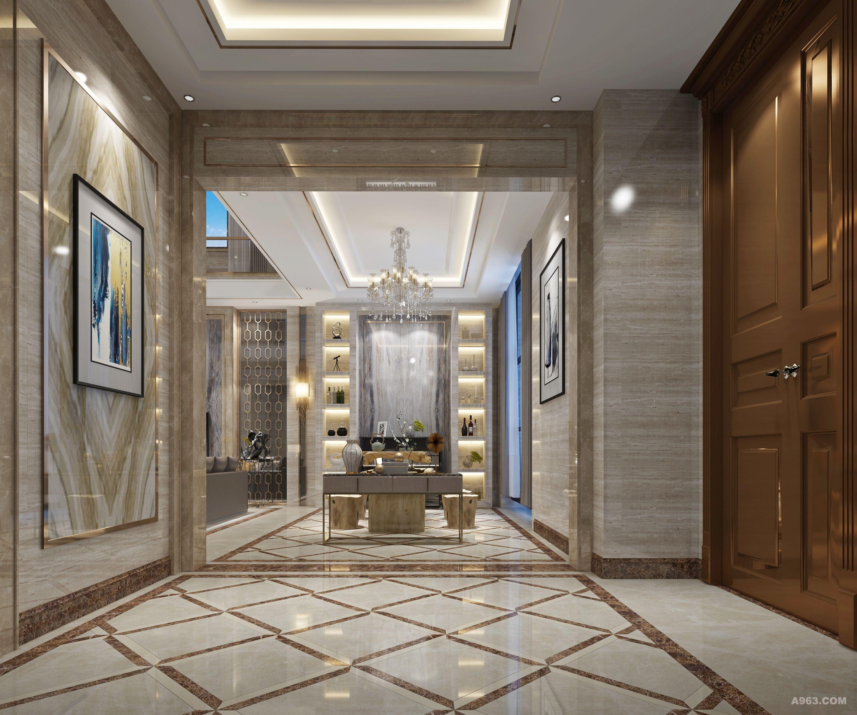 代简约风格,顾名思义,就是让所有的细节看上去都是非常简洁的。装修中的极简便是让空间看上去非常简洁,大气。