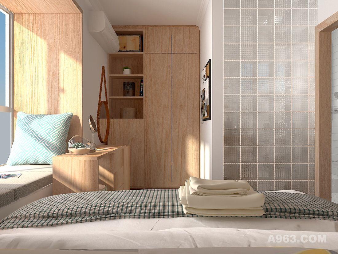 叶平设计 前意识设计 北欧设计 北欧装修 北欧风格 日式风格 卧室