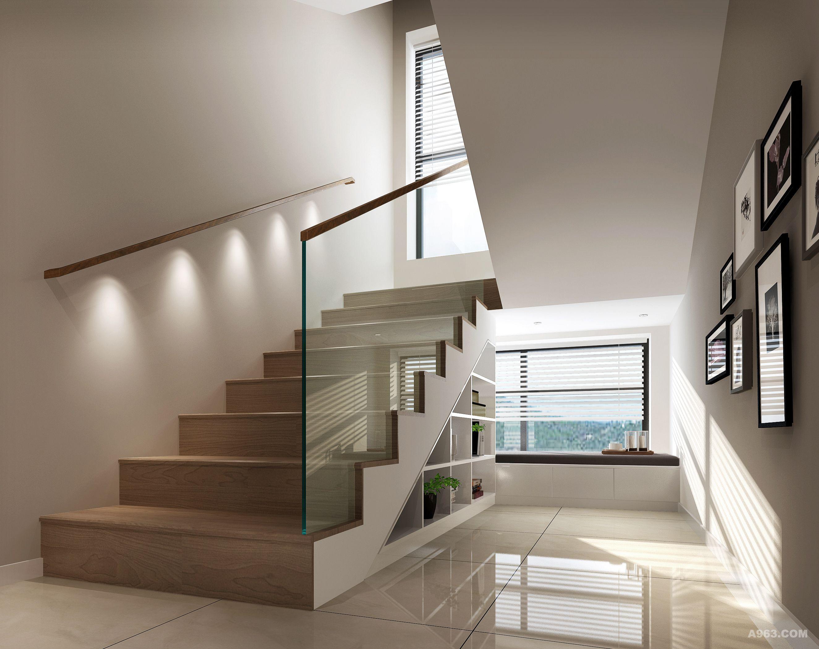 楼梯柜子结构图